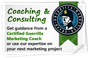 Certified Guerrilla Marketing Coach